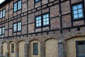 Alte Ziegelei in Klein Kölzig soll zum Vicitor Center des UNESCO Geopak Muskauer Faltenbogen umgebau werden.
